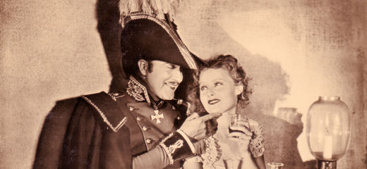 "Willy Fritsch und Lilian Harvey in ""Der Kongreß tanzt"""